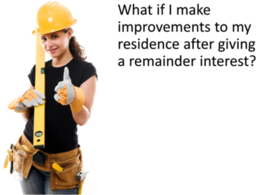 11 Retained Life Estates And Remainder Interests In Homes And